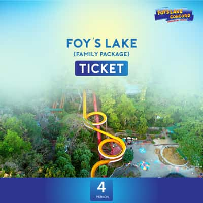 Foy's Lake Family Package